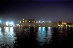 Tripoli by night